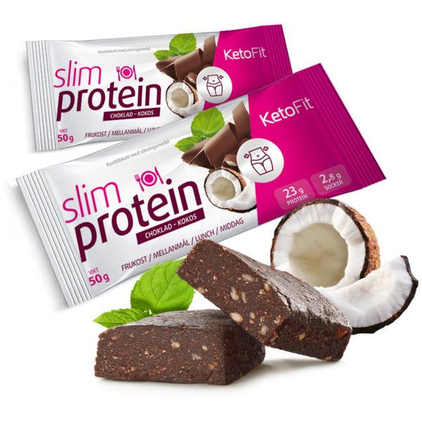 Proteinbar kokos
