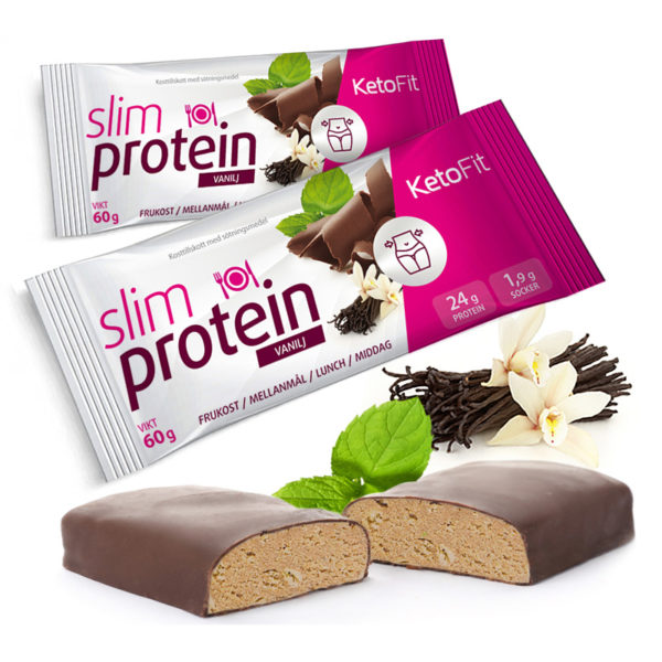proteinbar vanilj