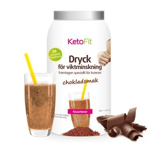 proteindryck choklad