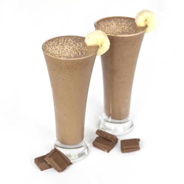 Proteindryck choklad för viktminskning